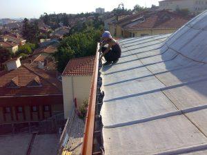 İstanbul-Çatı-Ustasii-Bakır-Oluk,