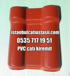 0535 717 19 51 Plastik PVC Çatı Kiremit