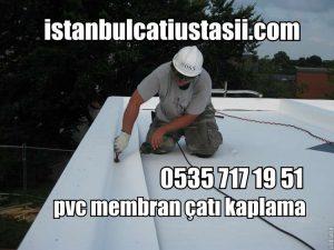PVC Çatı membran kaplama fiyatları