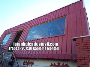 Palastik PVC Çatı Paneli Montajı fiyatları