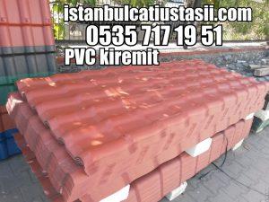 Plastik (PVC) Çatı Kiremiti