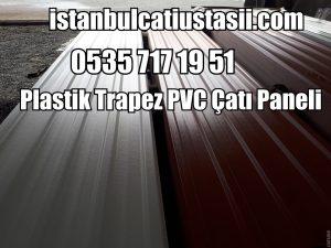 Plastik PVC Çati Paneli