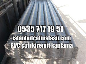 Plastik (PVC) Panel Kiremit