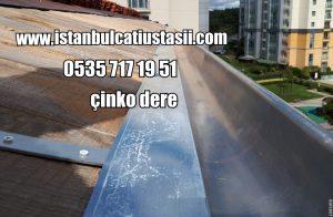 Çinko çatı oluk fiyatları