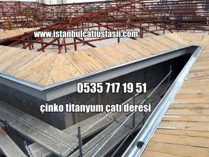 Çinko oluk fiyatları- Çinko yağmur borusu fiyatları- Titanyum çinko deresi fiyatları-