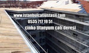 Titanyum dere kaplama fiyatları- Çinko dere kaplama fiyatları- Çinko vadi deresi kaplama fiyatları-
