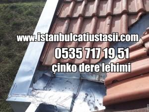 Çinko çatı kaplama- Çinko çatı dere fiyatları- Titanyum çinko çatı deresi fiyatları-